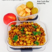 MONDAY TO FRIDAY - KIDS LUNCH BOX IDEAS - VEGETARIAN - PART 1